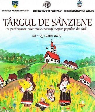Targul de Sanziene - Bucovina