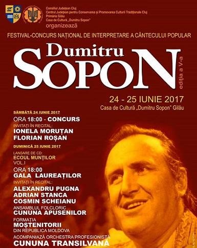 festivalul dumitru sopon