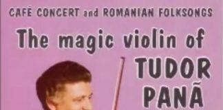 tudor pana - violonist