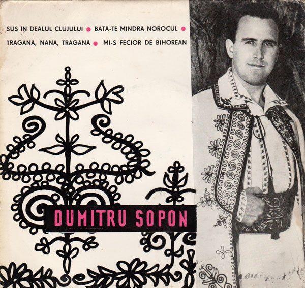 Dumitru Sopon - Alb Negru