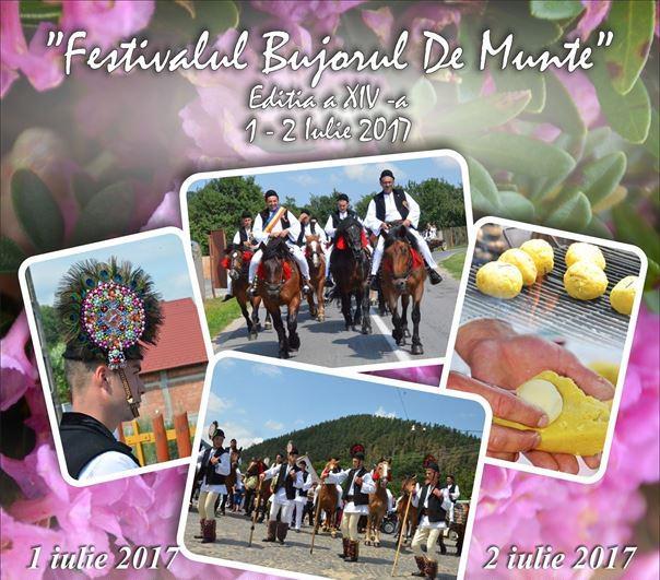 """Festivalul Național """"Bujorul de Munte"""""""