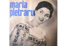 Maria Pietraru - Biografie