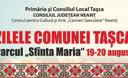 Comuna Tașca în straie de sărbătoare