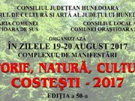 "Festivalul ""Istorie, natura, cultura"""