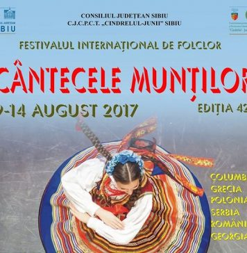 Festivalul Cantecele Muntilor - Sibiu