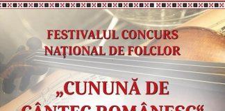 Festivalul Cununa de cantec Romanesc