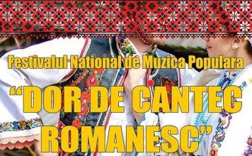 Festivalul Dor de Cantec Romanesc