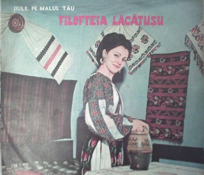 Filofteia Lacatusu - Music Artist