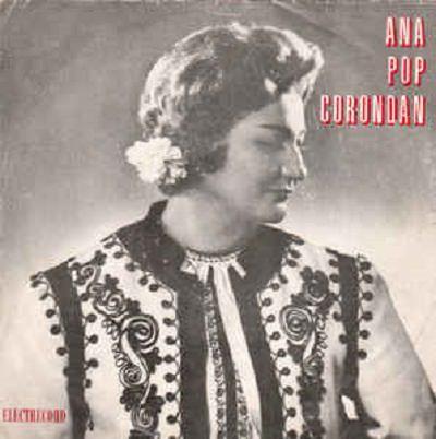Ana Pop Corondan – Electrecord | Folclor Românesc