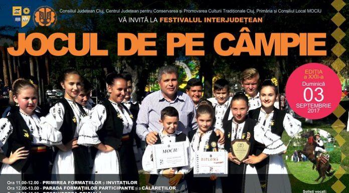 Festivalul Jocu' de pe Campie