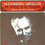 Alexandru Grozuta – Pe Mures si pe Tarnave