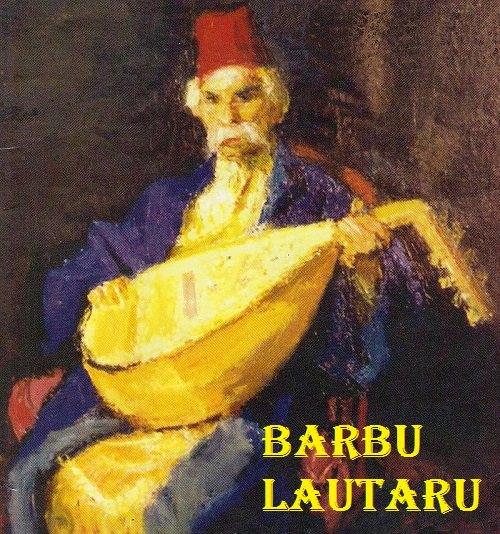 Barbu Lautarul - Pictura de Stefan Luchian