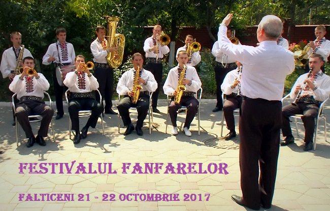 Festivalul Fanfarelor - Falticeni 2017