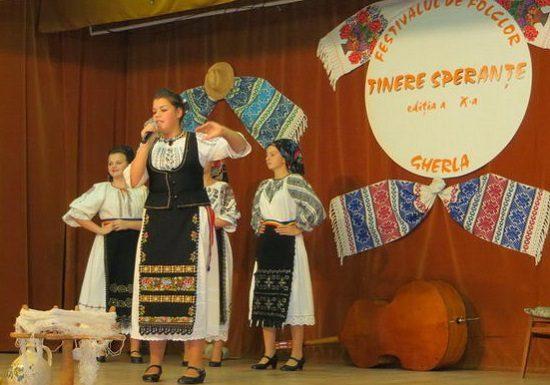Festivalul Tinere Sperante - Gherla 2017