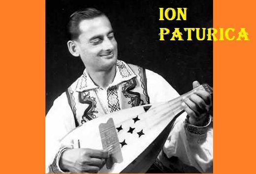 Ion Paturica - Cobzarul din Clejani