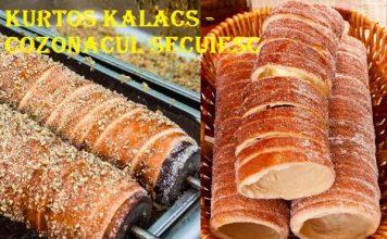 Kurtos Kalacs - Cozonacul Secuiesc