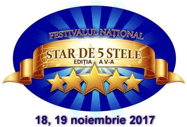 Start de 5 stele 2017