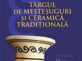 Targul de mestesuguri si ceramica traditionala