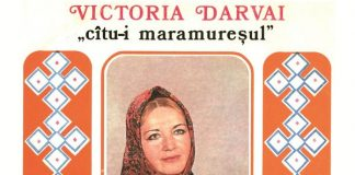 Victoria Darvai - citu-i maramuresul