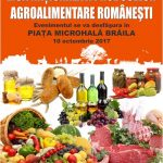Ziua Nationala a produselor agroalimentare romanesti – Braila
