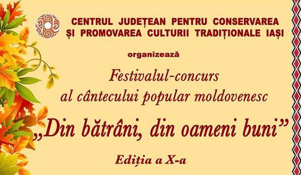 Festivalul Din Batrani, din Oameni Buni