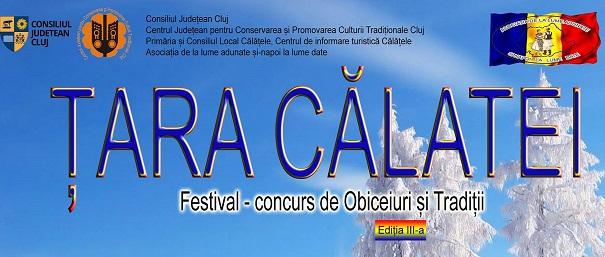 Festivalul de Obiceiuri si Traditii - Tara Calatei