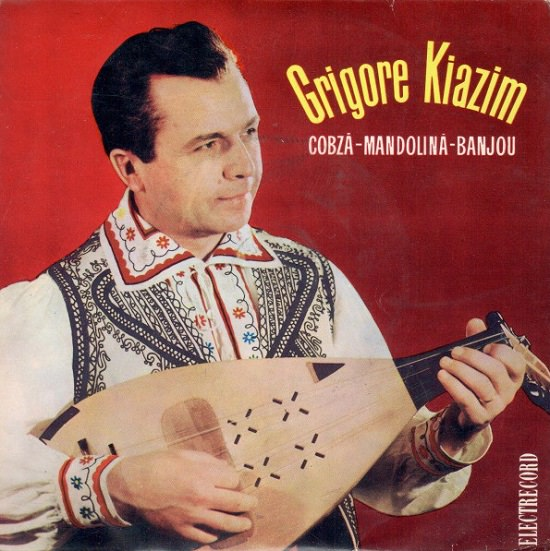 Grigore Kiazim - Mandolina