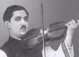 Ion Matache - Violonist