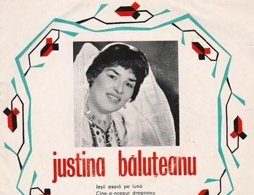 Justina Baluteanu