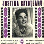 Justina Baluteanu – Mandra din Calimanesti