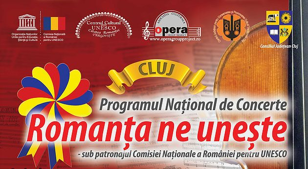 "Programul National de Concerte ""Romanta ne uneste"""