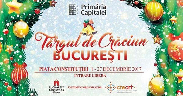 Targ de Craciun - Bucuresti 2017