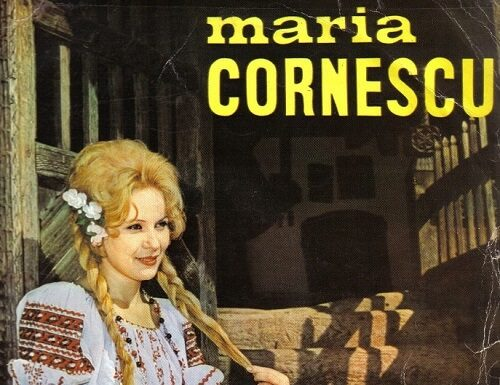 Maria Cornescu - Costum popular