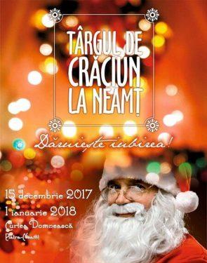 Targ de Craciun - Neamt 2017