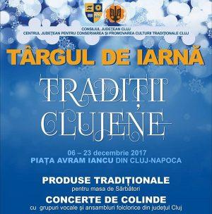 Targul de iarna - Traditii Clujene 2017