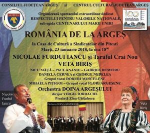 Spectacol folcloric - Romania de la Arges