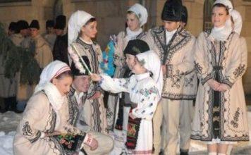 Traditii de 1 ianuarie - Sorcova