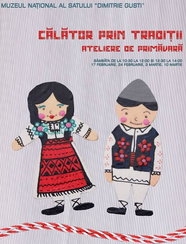 Calator prin Traditii - Muzeul Dimitrie Gusti