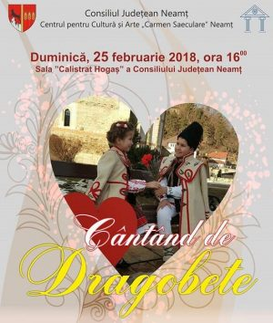 Cantand de Dragobete - Carmen Saeculare