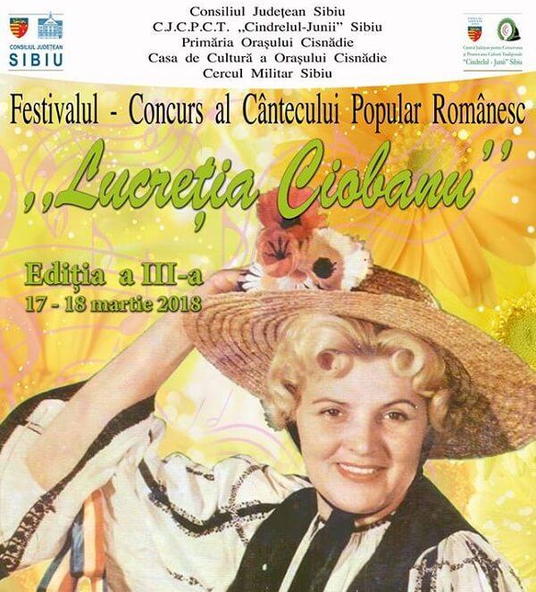 Festivalul Lucretia Ciobanu 2018