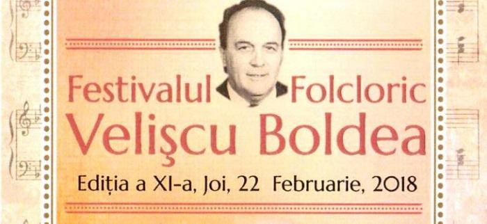 Festivalul Veliscu Boltea - editia a XI-a