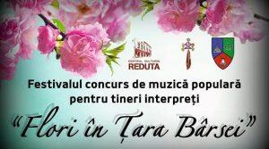 Festivalul de Muzica Populara - Flori in Tara Barsei