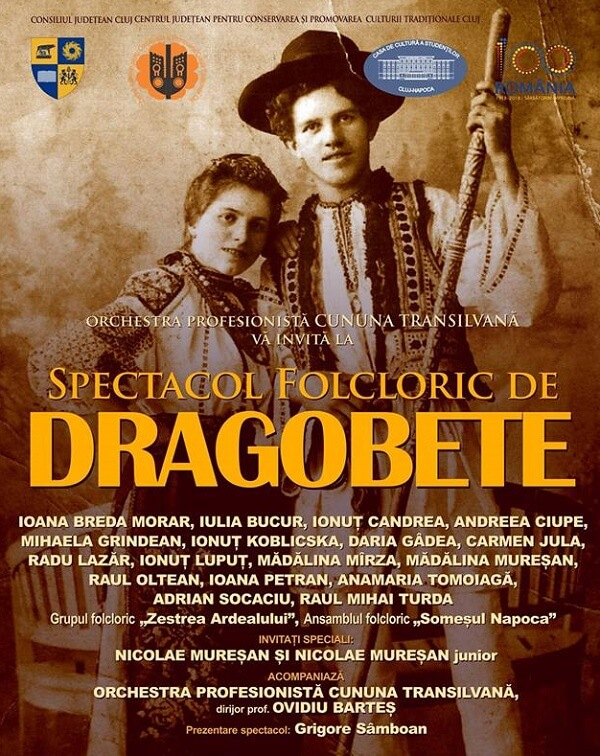 Spectacol Folcloric de Dragobete 2018
