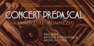 Cu noi este Dumnezeu – Concert extraordinar de pricesne - Cluj