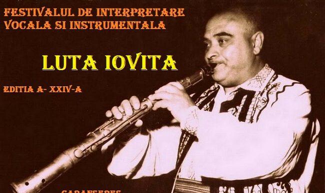 """Festivalul National """"Luta Iovita"""" 2018"""