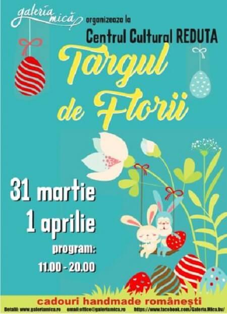 Targ de Florii - Brasov 2018
