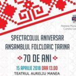 """Ansamblul folcloric """"Tarina"""""""