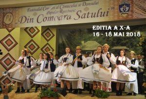 """Festivalul """"Din Comoara Satului"""" editia a X-a"""
