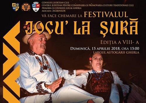 """Festivalul """"Jocu' la sura"""""""