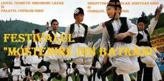 Festivalul Mostenire din Batrani 2018